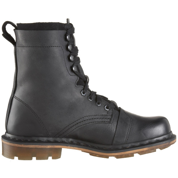 Dr. Martens Men's Pier Boot, Black