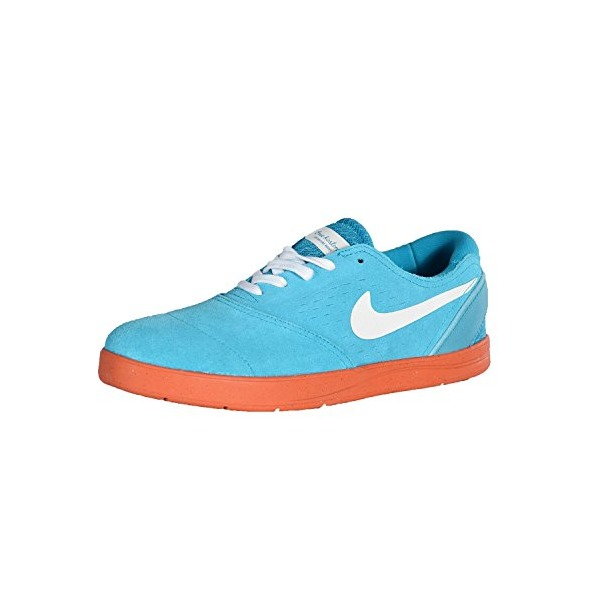 Nike Men's Eric Koston 2 Skateboarding Shoes-Turbo Green/Rust Factor-8