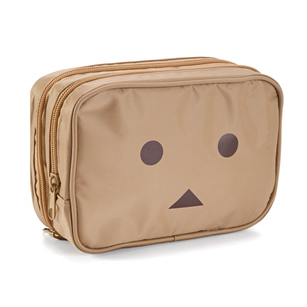 Yotsuba&! Danboard Multi-Function Travel Pouch Case