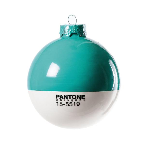 Pantone Ornament, Turquoise