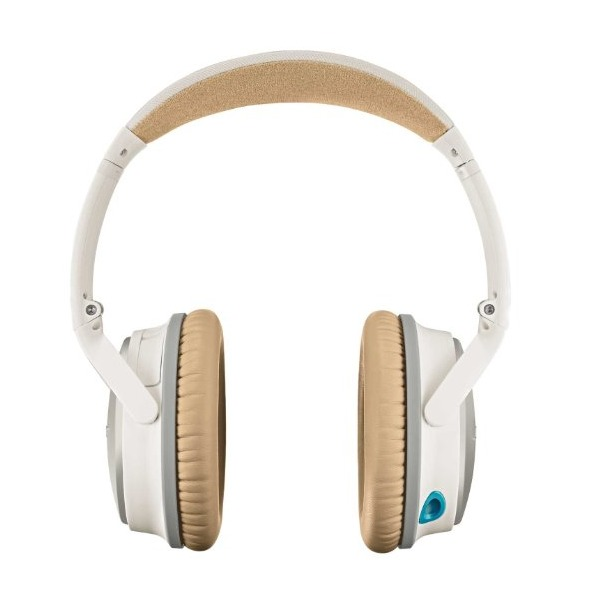 Bose QuietComfort 25 Headphones (for Apple devices), White