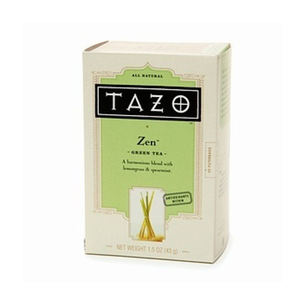 Tazo Zen Green Tea 20 Bags