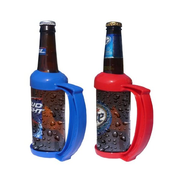 Go Pong Bottle Grip Retail 2 Pack, 12-ounce