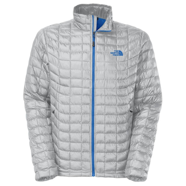 The North Face Thermoball Full Zip Jacket, High Rise Grey