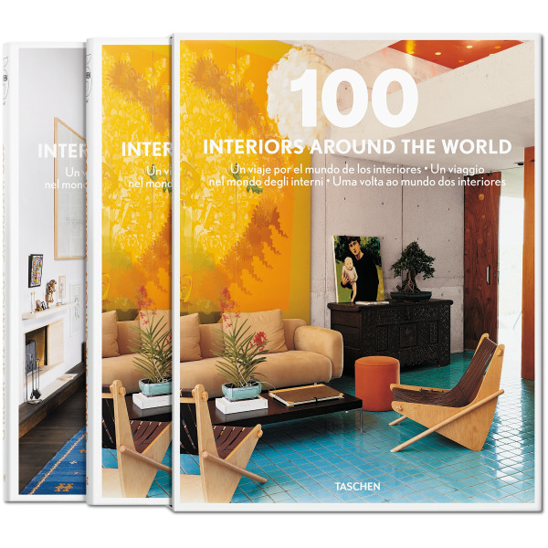 100 Interiors Around the World, 2 Vol. by Stephanie Paas