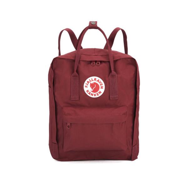 Fjallraven Kanken Daypack, Ox Red