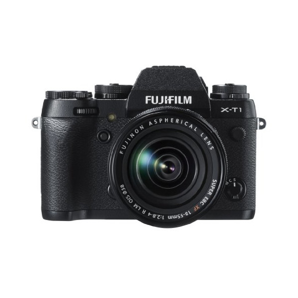 Fujifilm X-T1 16 MP Compact System Camera with 3.0-Inch LCD and XF 18-55mm F2.8-4.0 Lens