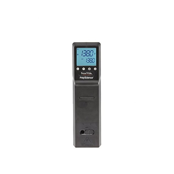 PolyScience Culinary SVC-AC1B Sous Vide Professional Chef Series Immersion Circulator, Black