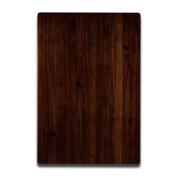 Kobi Blocks Walnut Edge Grain Butcher Block Wood Cutting Board