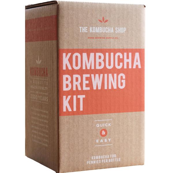 Kombucha Starter Kit