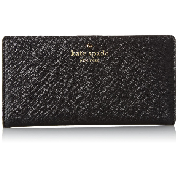 kate spade new york Cedar Street Stacy Wallet, Black