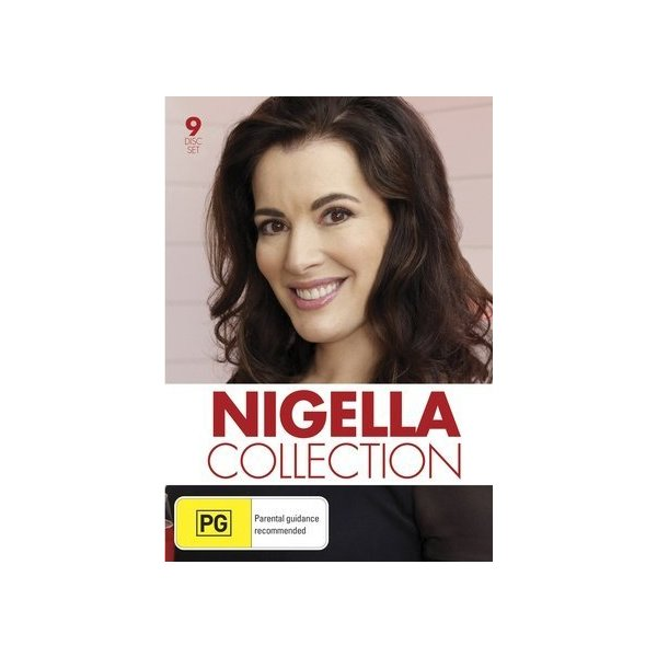 Nigella Collection - 9-DVD Box Set ( Nigella Express / Nigella / Nigella Bites / Forever Summer with Nigella ) [ NON-USA FORMAT, PAL, Reg.0 Import - Australia ]