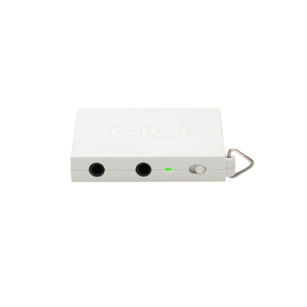 Nuforce MMP-WHITE High Power Portable Headphone Amplifier (White)