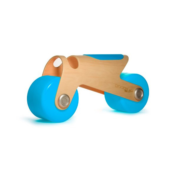 Kid O BIT Toddler Ride-On Blue