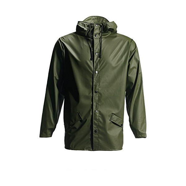 Rains Classic Jacket X Small/Small Green
