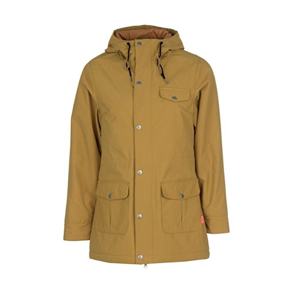Poler Juniper 2L Jacket - Women's Camel, L