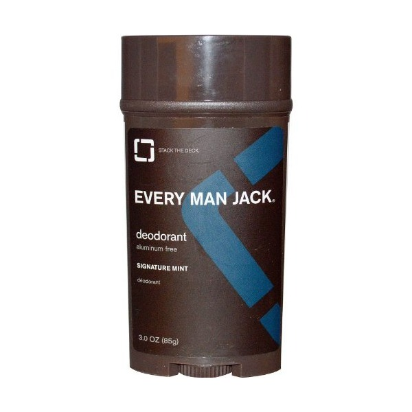 Every Man Jack Deod Body Care Signature Mint 3 oz.