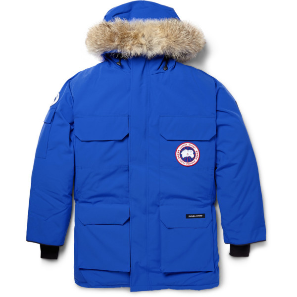 Canada Goose Expedition Parka, Pacific Blue