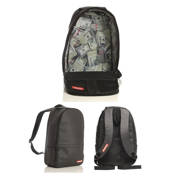 Sprayground Money Stash Deluxe Backpack