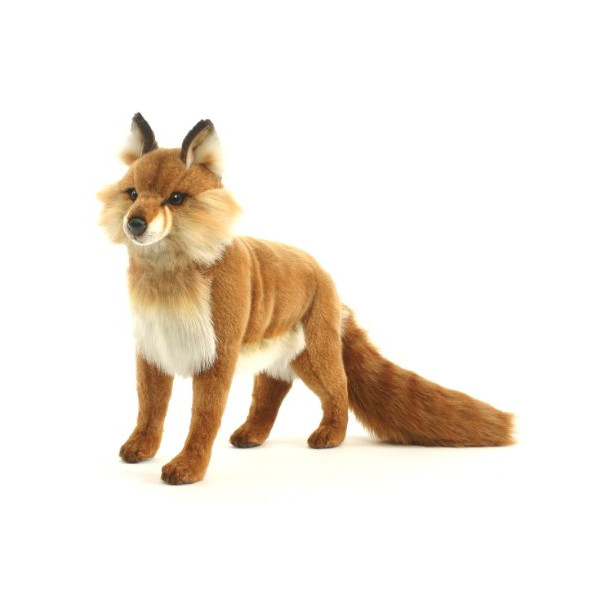 "Red Fox Standing 17"" by Hansa"