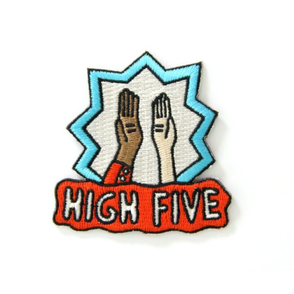 Patch, High Five