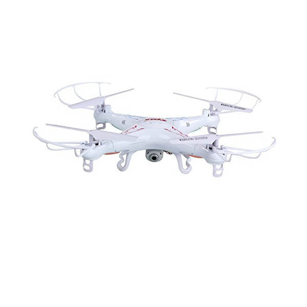 Syma X5C-1 Explorers 2.4G 4CH RC Quadcopter With Gyro/ Flash Lights, A 360-degree 3D Helicopters With HD Camera+Expedited shipping