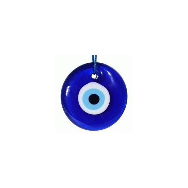 Glass Evil Eye Home Protector