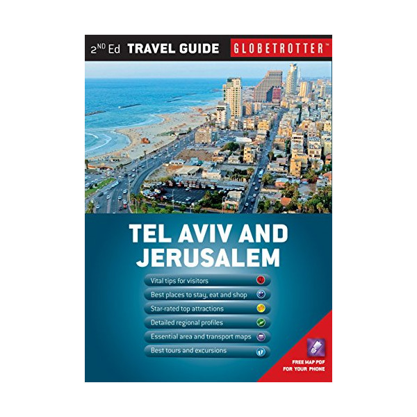 Tel Aviv and Jerusalem Travel Pack (Globetrotter Travel Packs)