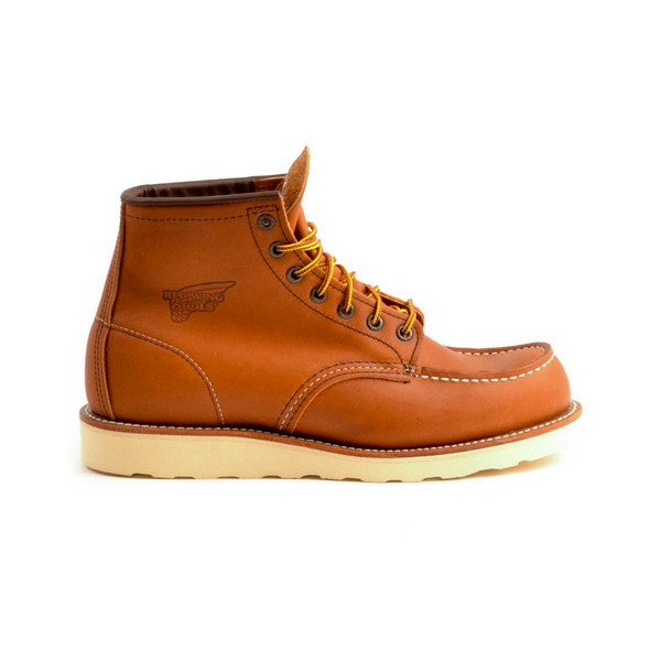 "Red Wing Shoes Men's 6"" Classic Moc Boot"