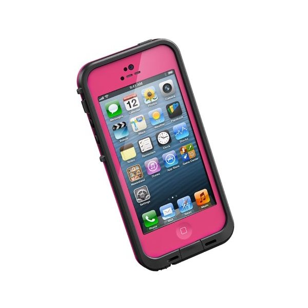 LifeProof Series Case for iPhone 5, Black