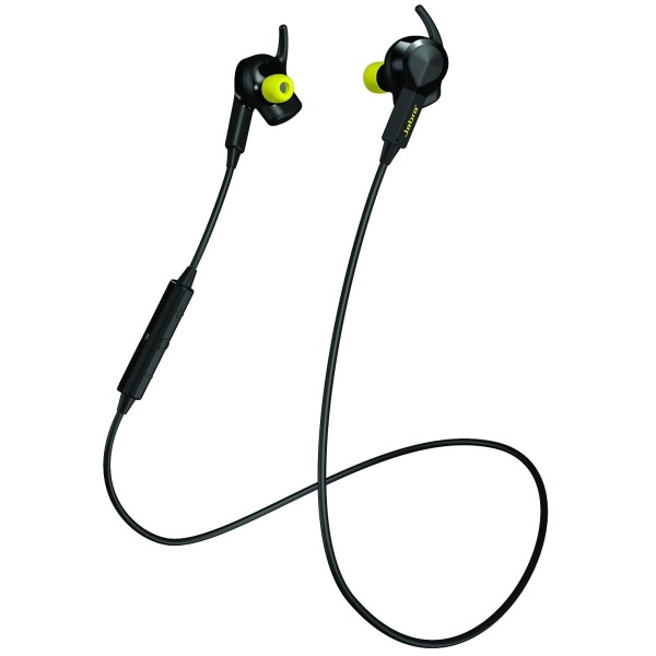 Jabra Sport Pulse Wireless Earbuds with Built-In Heart Rate Monitor