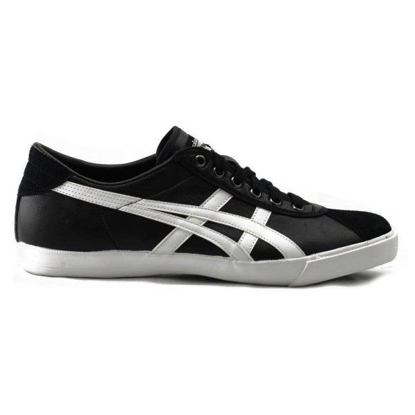 Onitsuka Tiger Rotation 77 Fashion Sneaker, Black/White
