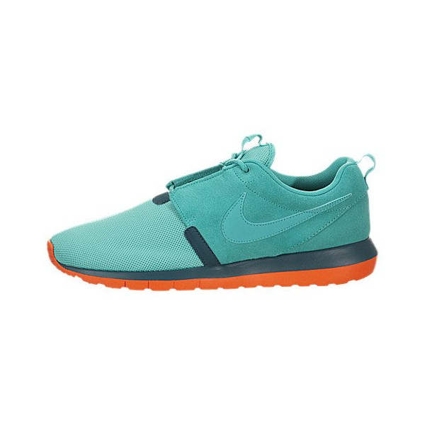 Nike Roshe Run NM, Dusty Cactus / Space Blue-Copper Flash