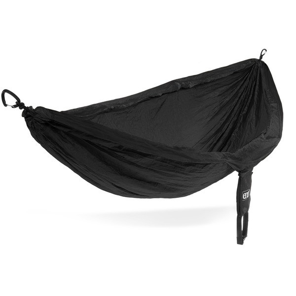 Eagles Nest Outfitters DoubleNest Hammock, Red/Charcoal