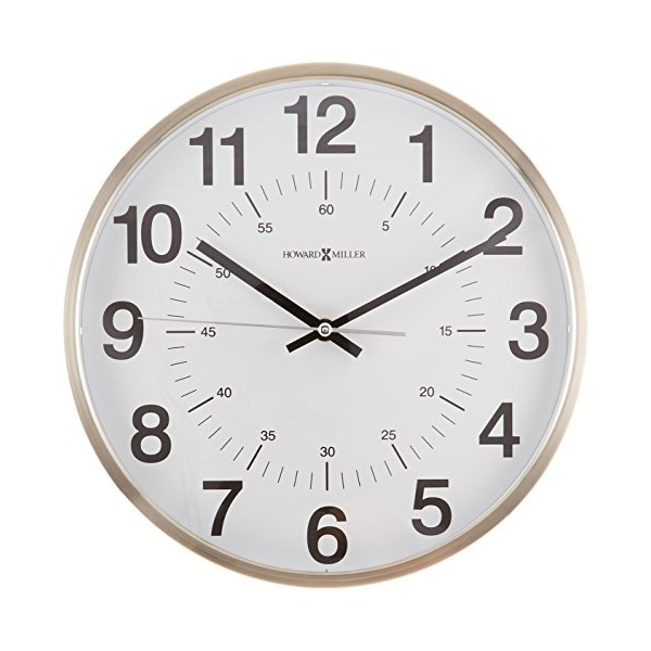 Howard Miller 625-207 Easton Wall Clock by
