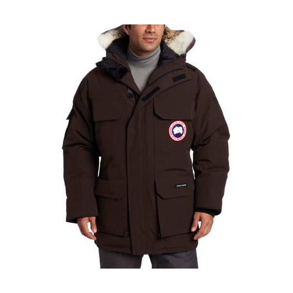Canada Goose Men's Expedition Parka, Caribou, X-Small