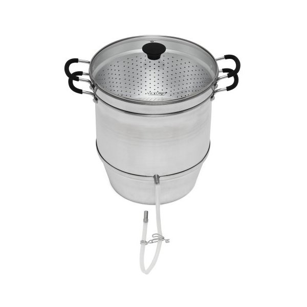 VICTORIO VKP1148 Aluminum Steam Juicer