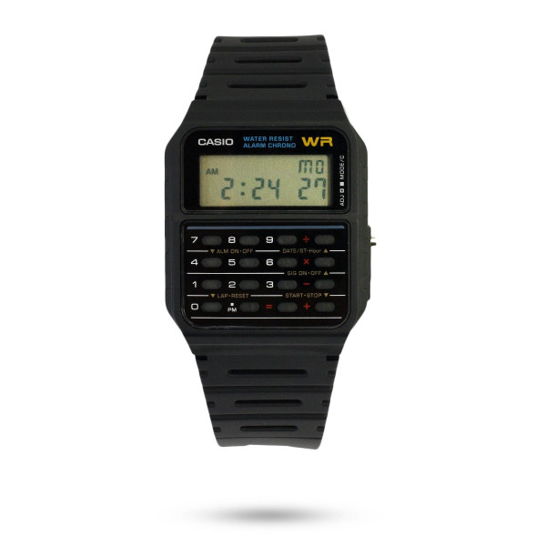 Casio Men's Databank Calculator Watch