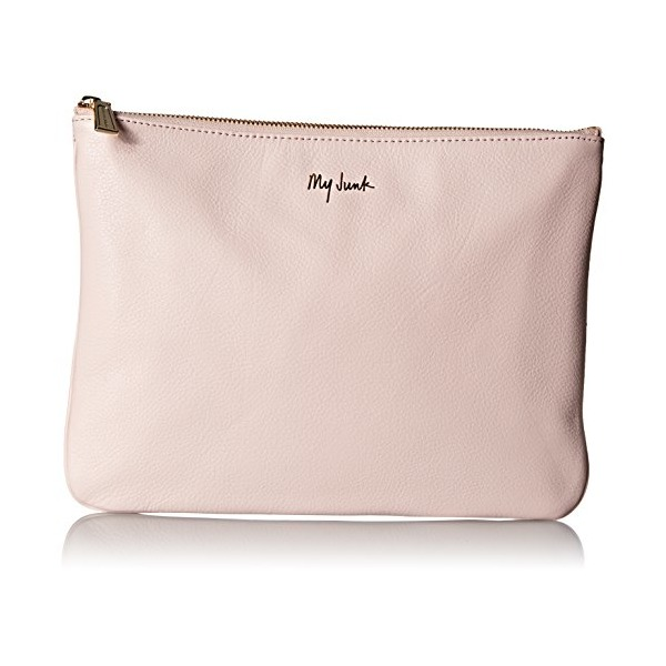 Rebecca Minkoff Jody My Junk Pouch, Baby Pink, One Size