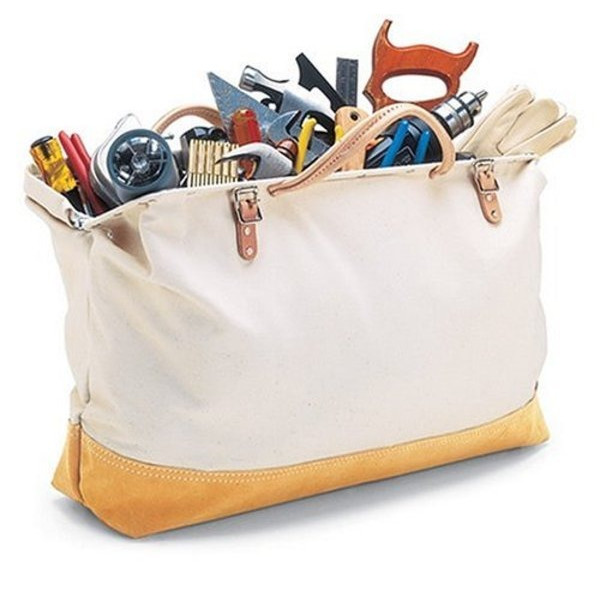 Custom LeatherCraft 304X Reinforced Masons Tool Bag