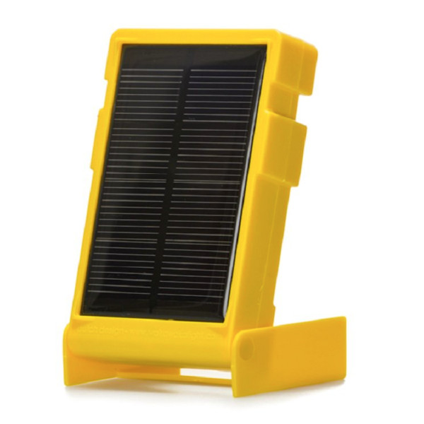 WakaWaka Light Solar Charging Lamp, Yellow