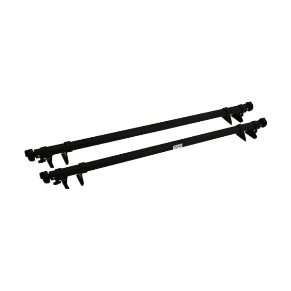 "52.25"" Carbon Steel Locking Vehicle Roof Cross Bars"