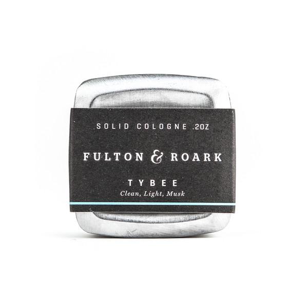 Fulton & Roark Solid Cologne, Tybee