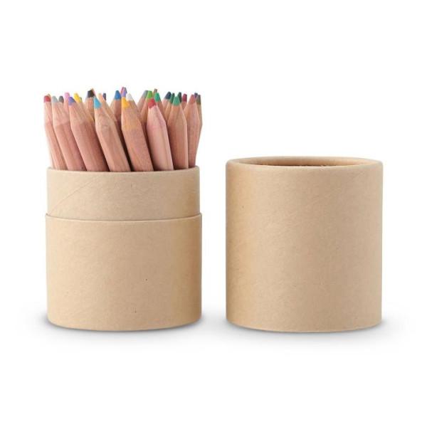 Muji 36 Mini Colored Pencils in Tube