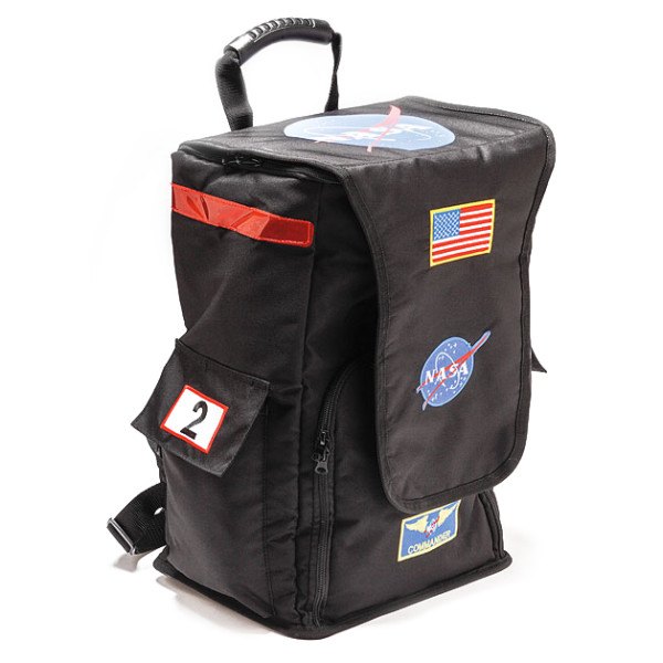 Aeromax Astronaut Back Pack, Black