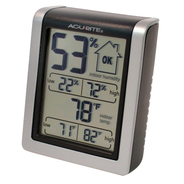 AcuRite 00613A1 Indoor Humidity Monitor
