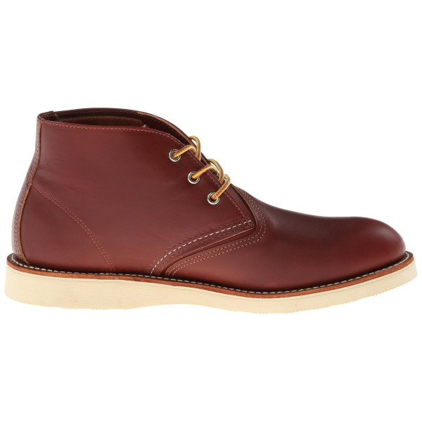 Red Wing Shoes Mens Work Chukka Copper