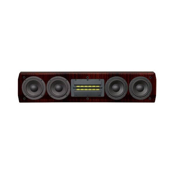 Sunfire CRS3C The Cinema RibbonTM Trio On-Wall Center Channel Loudspeaker - Each (Rosewood)