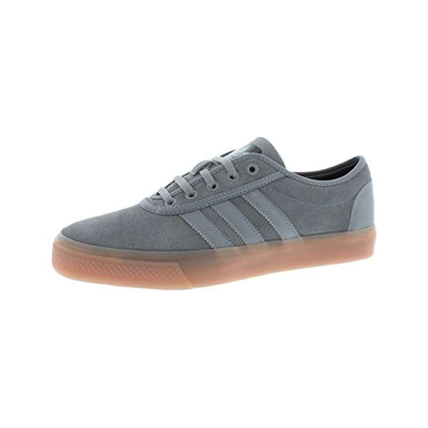 Adidas Adiease Men's Skateboarding Shoes Size US 10.5, Regular Width, Color Gray