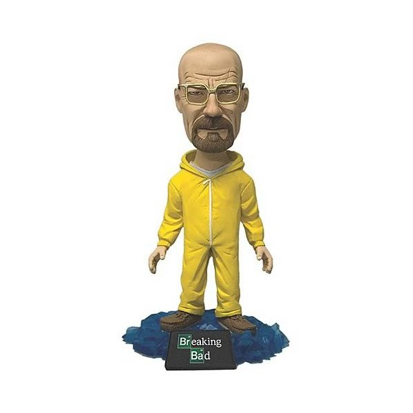 "Mezco Toyz Breaking Bad Bobblehead Walter 6"" Action Figure"